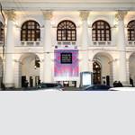 24. Неделя моды в Москве,  29 марта - 4 апреля 2014 г., Гостиный Двор, Варварка, 3.  Мельянова Наталья