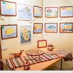 11.  IV Международный детский фестиваль «Искусство не знает границ,  9 октября 2013 г. Выставочный зал МОА Союза Дизайнеров