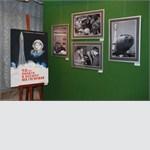 """Открытия выставки """"Звёздный путь"""", посвящённой 50-летию полёта в космос Ю.А. Гагарина"""