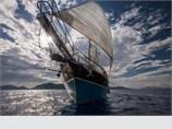В 2014 г. «Через 3 моря»: Эгейское, Ионическое и Адриатику пройдут  парусные корабли с художниками и любителями искусства на борту.