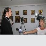 4  августа  2011 года, Галерея «АнтикварЪ», г. Сочи - состоялось открытие выставки иконописи «Святая Русь»