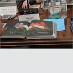 29 мая 2012 г. в РАХ состоялась презентация книги, посвященная  80-летнему юбилею со дня рождения  советского художника В. Е. Попкова. Фоторепортаж Тараса Бочарова