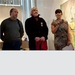 (продолжение)13 марта 2013 в галерее «Беляево» творческая группа «DavidGroup» представила интерактивный выставочный проект «Возвращение короля» фоторепортаж, Оксаны Олейниченко, Ирины Никифоровой, Дмитрия Розенбаума