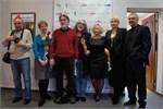 """ГВЗ """"Галерея """"Нагорная"""", выставка """"Абстрактное искусство"""", с 21 марта по 1 апреля 2012"""