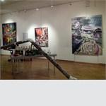 I – Международный проект  «Абстрактное искусство в современной России» Выставка «Пространство идеального» I - International Project «Abstract Art in Modern Russia» The exhibition «The Space of the Ideal»