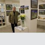 """Персональная выставка """"К высокому небу """" Андрея Васильевича Киргизова с 26 ноября 2013 по 09 декабря 2013"""
