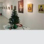 """Групповая выставка секции религиозного искусства ТСХР """"Рождественская""""  07 января 2014 по 20 января 2014"""