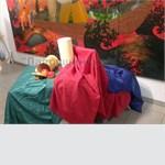 """12 октября 2014 В ЦЕНТРЕ """"ЛАВРУШИНСКИЙ, 15"""" - ПРОДОЛЖЕНИЕ МАСТЕР-КЛАССА ДАВИДА РУ «АРХИТЕКТОНИКА   АБСТРАКЦИИ"""