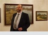 В Культурно Эстетическом Центре  города Дзержинский, выставка